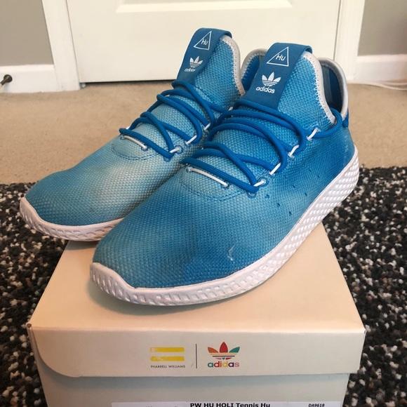 buy popular 7c4bf c2171 Men's Adidas Pharrell Williams Human Race Sneaker
